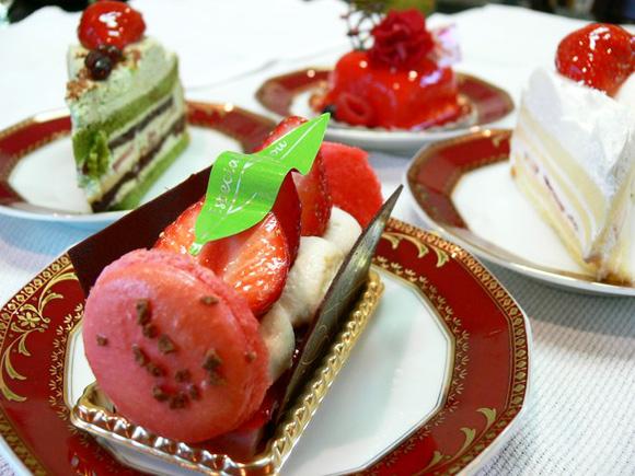 仏蘭西風洋菓子 Le Bellcour(ル・ベルクール)