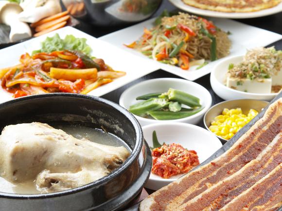 焼肉・韓国料理 喜楽