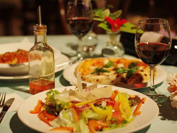 Italian Restaurant Jazz Inn Papa'z (ジャズ・イン・パパズ)