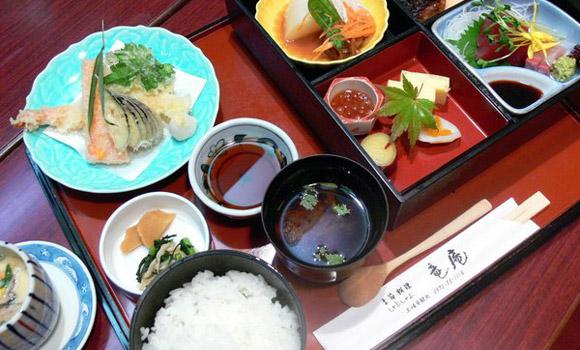 日本料理 竜庵