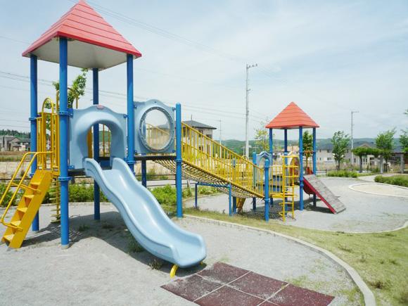 学園都市東公園