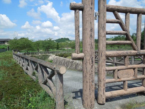 香流川砂防公園