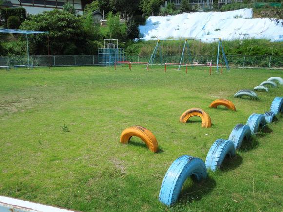 大草東児童遊園