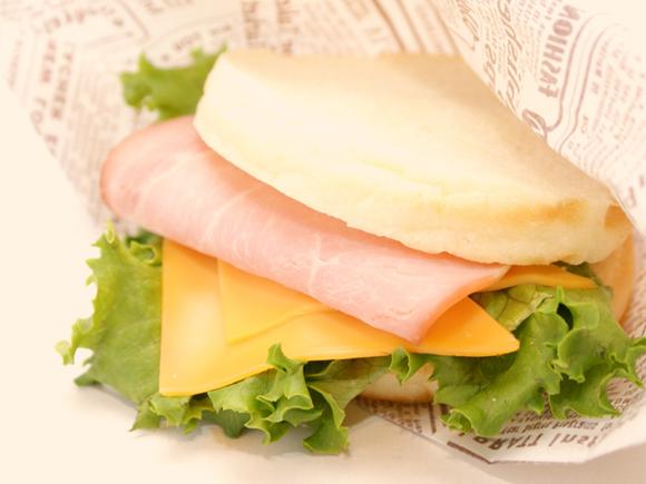 緑のパン工場 an-J (アンジェイ)
