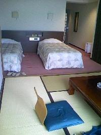 17 ホテルファミリールーム